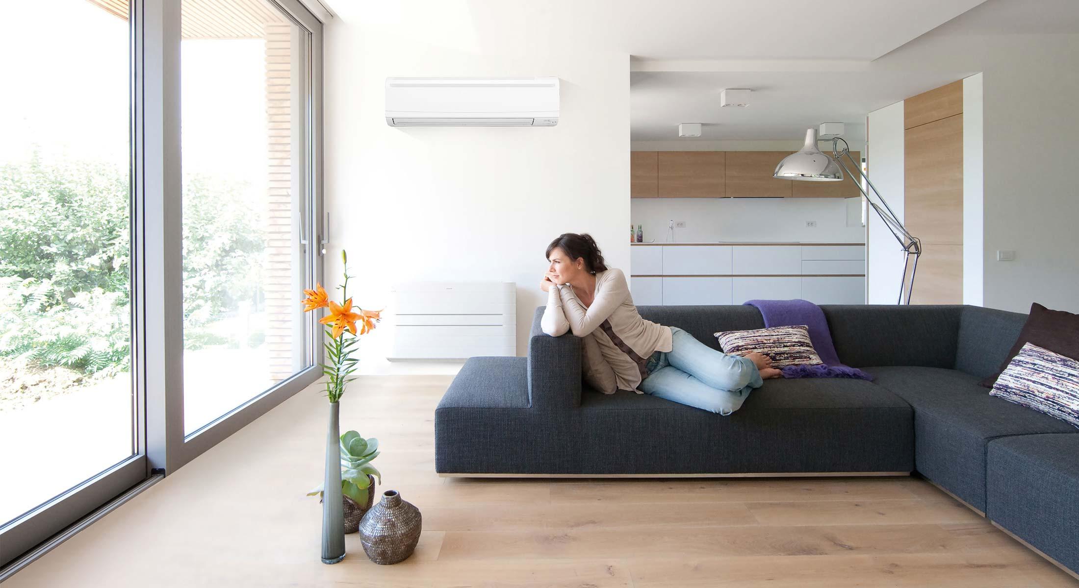 Nên sử dụng quạt khi dùng điều hòa để không khí được lưu thông