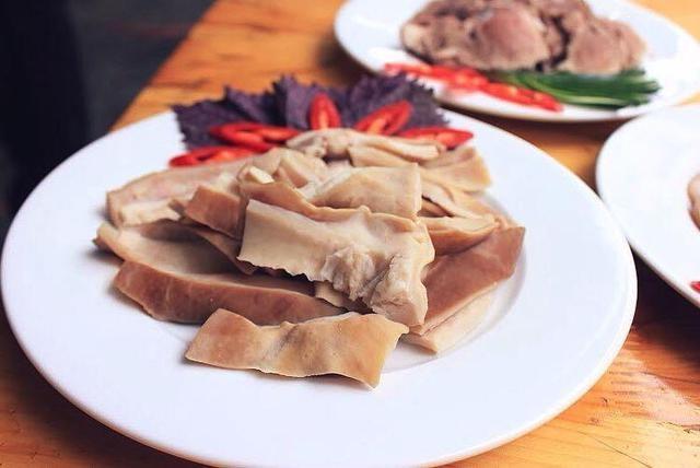 Món dạ dày lợn sẽ thơm ngon hơn khi được làm sạch và khử mùi đúng cách