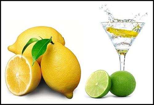 Uống nước chanh đậm đặc có thể làm tăng nguy cơ viêm loét dạ dày