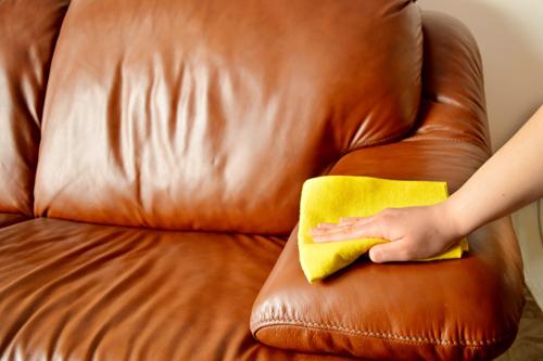 Cách làm sạch đồ da là một trong những mẹo vặt gia đình được các bà nội trợ tin dùng