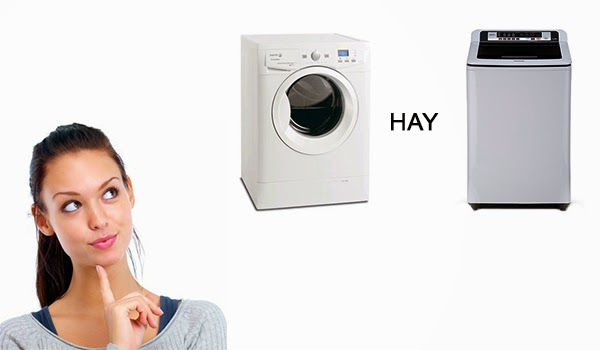 Máy giặt lồng ngang là lựa chọn hợp lý để tiết kiệm điện