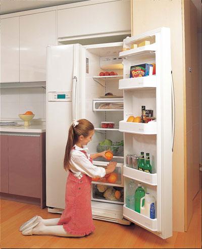 Đừng cố nhồi nhét thức ăn vào tủ lạnh